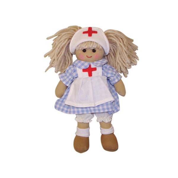 Nurse Mini Doll