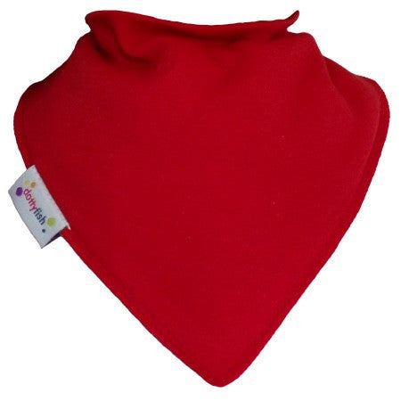 Red Bandana/Bib