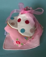 White Spotty Dotty Baby Bundle