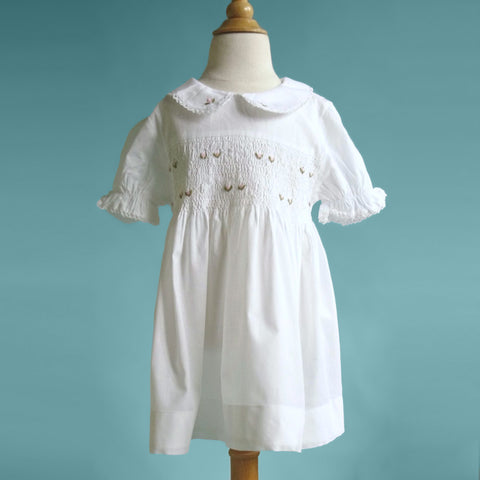 Little Smocked Frock for Girls