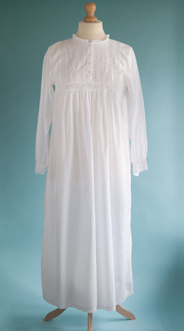 Polly Teen Long Sleeved Nightie