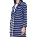 Souldaze Corinne Long Blazer coat blue Mantel