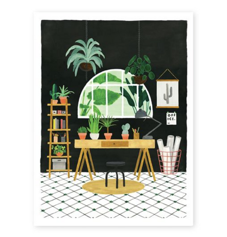 Art Print Office (small)