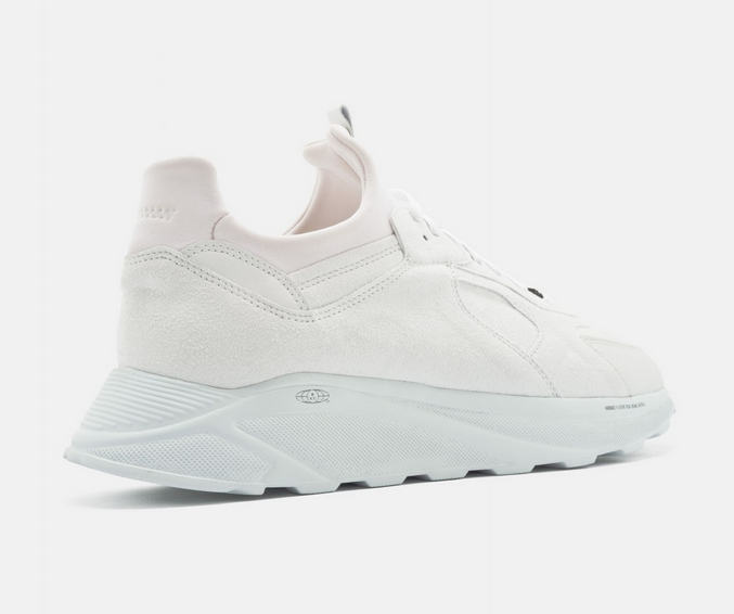 EKN Footwear, Larch white vegan