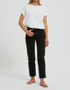 Fjella Cropped armedangels black grey Jeans Detox denim