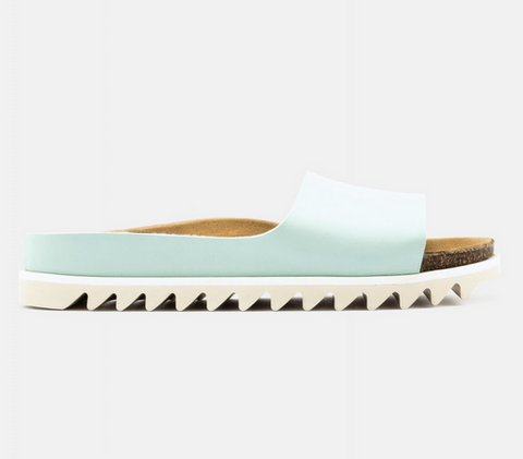 Palm Sandal mint, vegan - EKN FOOTWEAR