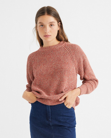 THINKING MU TEJA Trash knitted Sweater