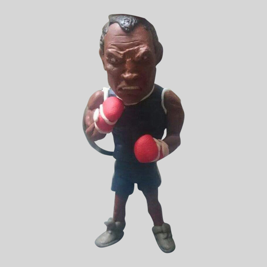 KEYCHAIN - Hand Sculpted 3D Figurine - BALROG (Street Fighter)
