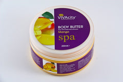 MINERAL BODY BUTTER (MANGO)