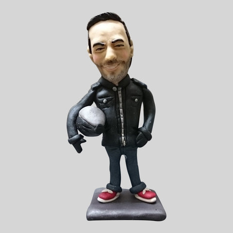FIGURINE - Original Mini Me of Yourself, Friends or Loved Ones!