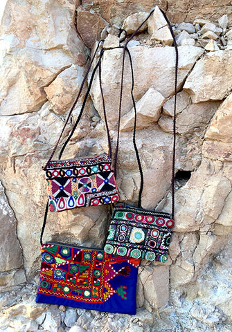 Tribal Shoulder Bags