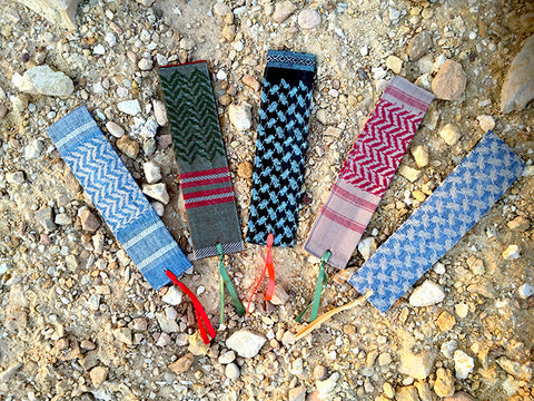 Kuffiyeh Bookmarks