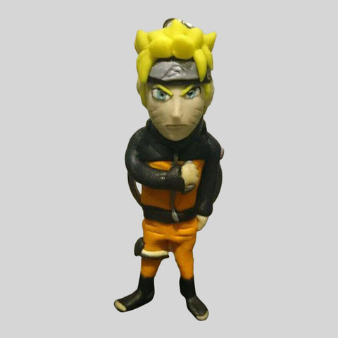 KEYCHAIN - Hand Sculpted 3D Figurine - NARUTO