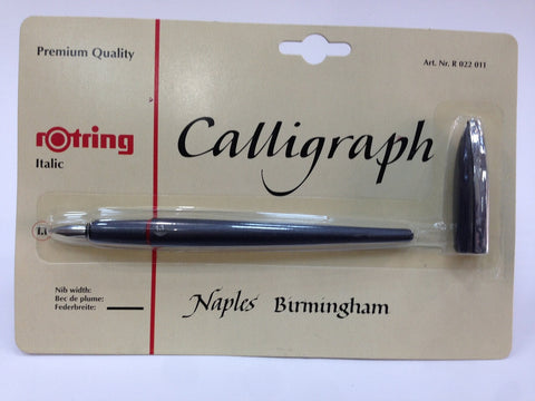 ROTRING CALLIGRAPHY PEN NIB SIZE 1.1