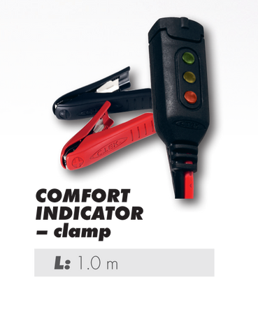 COMFORT INDICATOR – clamp