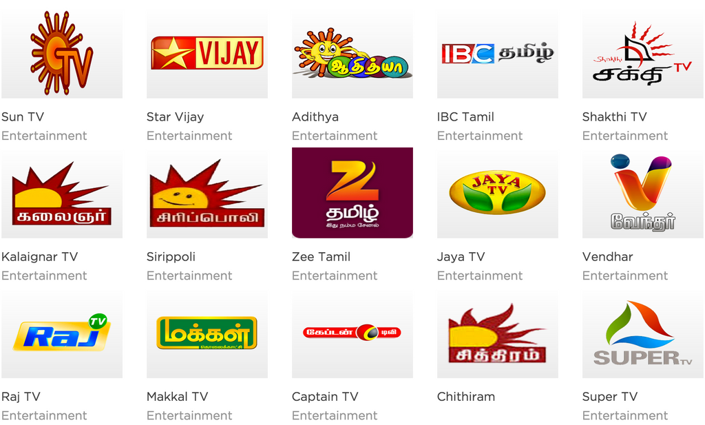 Live Tamil TV on Lebara Play. WATCH NOW