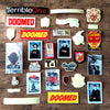 New BMX Stickers & Patches just added from Doomed Brand, S&M, Terrible One & United
