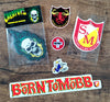Creature Air Fresheners, Bones Patches and S&M BMX Stickers and Air Fresheners just added