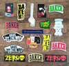 Stickers just added from Vans, Baker, Deathwish, Adidas, Rip N Dip, Zero, Enjoi and OJ Wheels