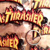 Thrasher Keychain Flame Logo Keychains New In!