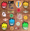 Thrasher, Santa Cruz, Powell, Anti Hero Stickers & Air Fresheners Back In