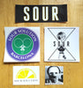 New Stickers from Sour Solution Skateboards