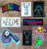 Brand New Stickers from Welcome Skateboards