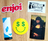 Brand New Stickers from Enjoi Skateboards