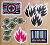 Black Label Skateboards Stickers Just Added