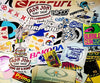Old and New Surf Stickers just added!