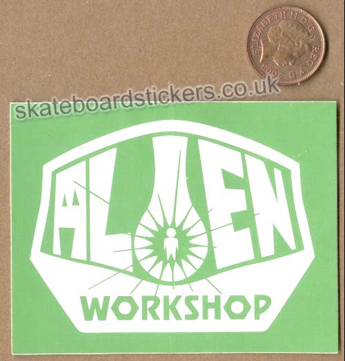 Alien Workshop Skateboard Sticker