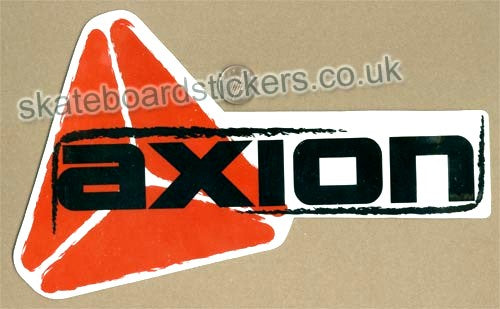 Axion Skateboard Sticker