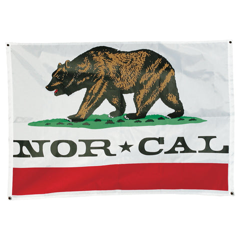 Nor Cal Clothing Republic Flag / Banner