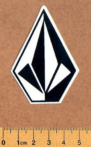 Volcom Skateboard Sticker - DEFECTED - PLEASE READ