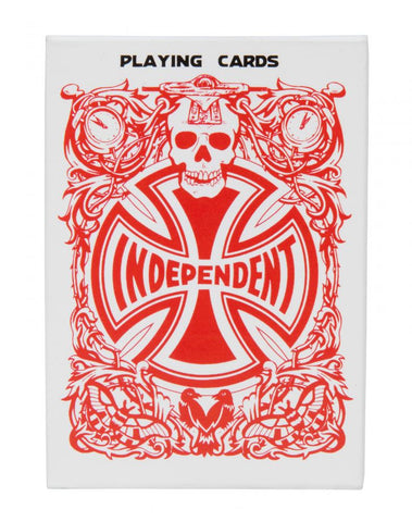 Independent Accessories Hold Em Playing Cards