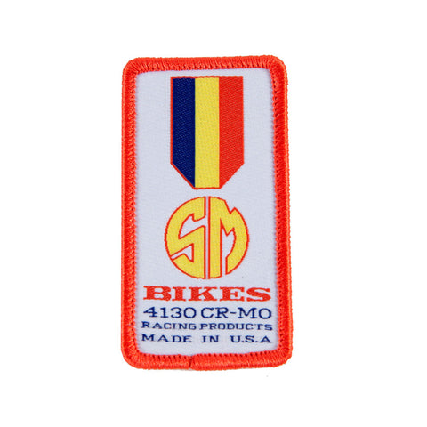S&M BMX Bikes - Gold Medal Patch