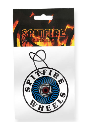 Spitfire Air Freshener OG Swirl White/Blue/Red