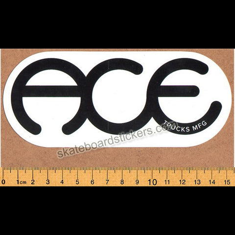 Ace Trucks Skateboard Sticker