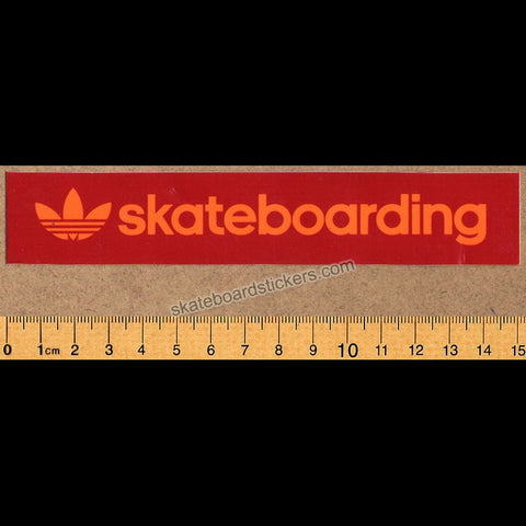 Adidas Shoes Skateboard Sticker - SkateboardStickers.com