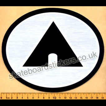 Airwalk Shoes Old School Skateboard Sticker - SkateboardStickers.com
