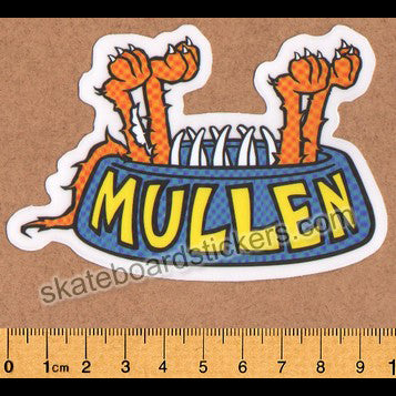 Almost Rodney Mullen Skateboard Sticker
