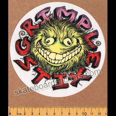 Anti Hero Grimple Stix Skateboard Sticker
