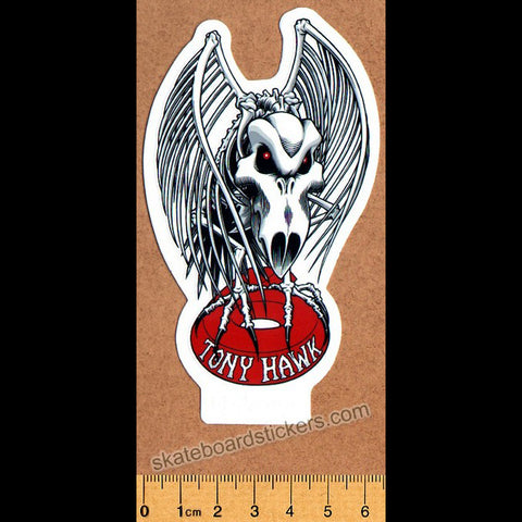 Birdhouse Skateboards - Tony Hawk Falcon Skateboard Sticker