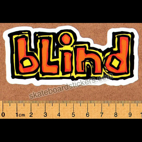 Blind Skateboards Skateboard Sticker
