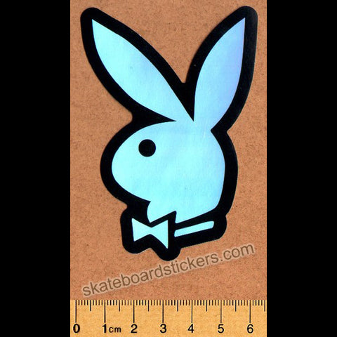 Cortina Skateboard Bearing Co. X Playboy Sticker