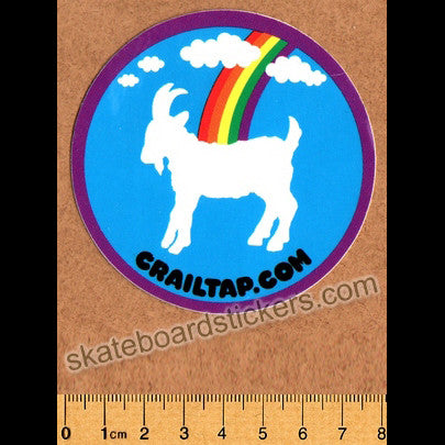 Crailtap Skateboard Sticker - SkateboardStickers.com