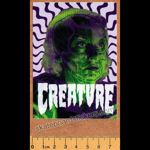Creature Anatomy Skateboard Sticker - SkateboardStickers.com