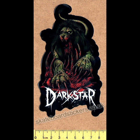 Darkstar Skateboard Sticker - SkateboardStickers.com