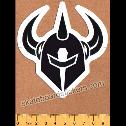 Darkstar Lockup Skateboard Sticker