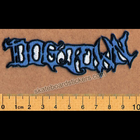 Dogtown Skateboard Patch - Horror Script